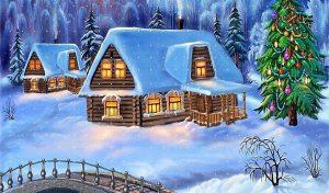 на новый год фотографии зимы 022