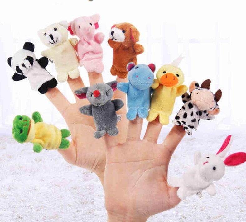 на пальцы игрушки своими руками 003