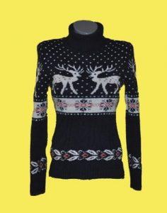 новогодний свитер 022