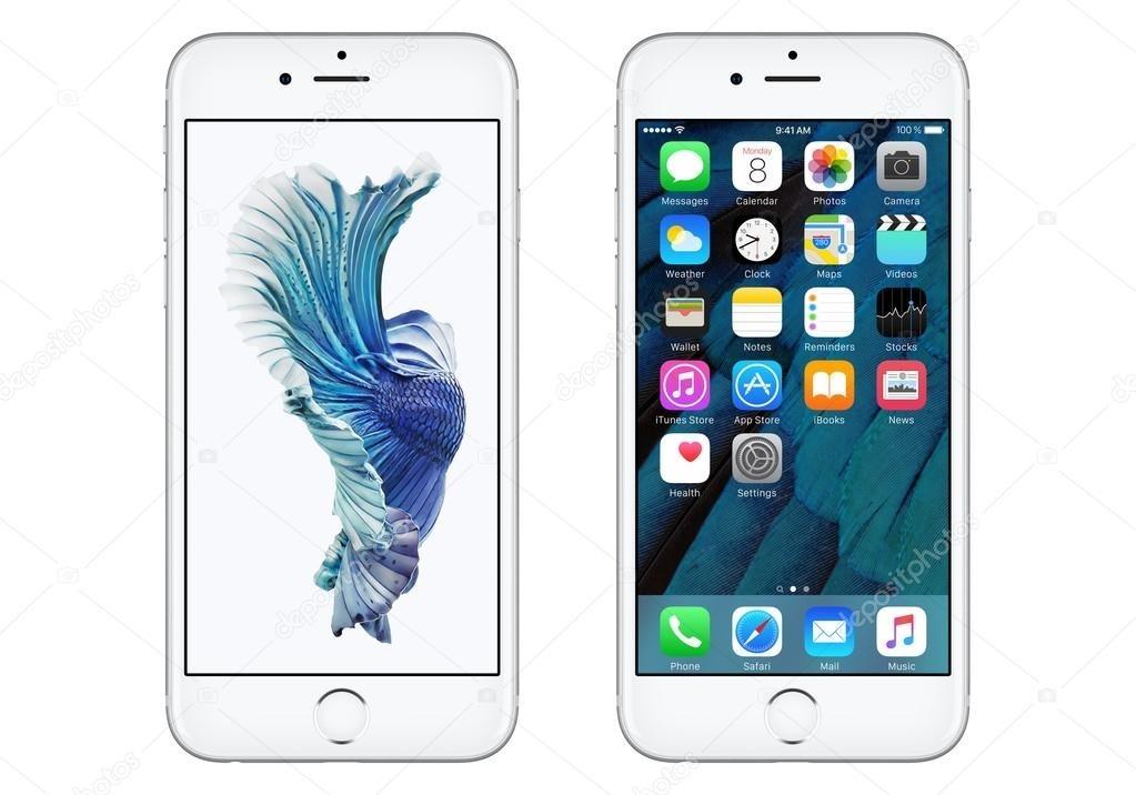 обои на айфон на белом фоне 004