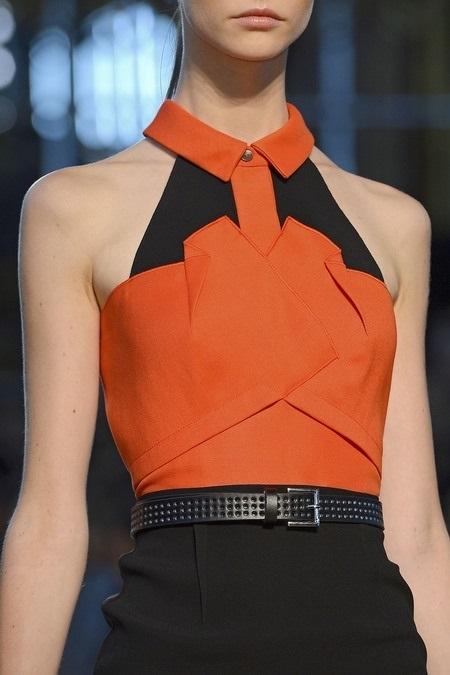 оригами в одежде 009