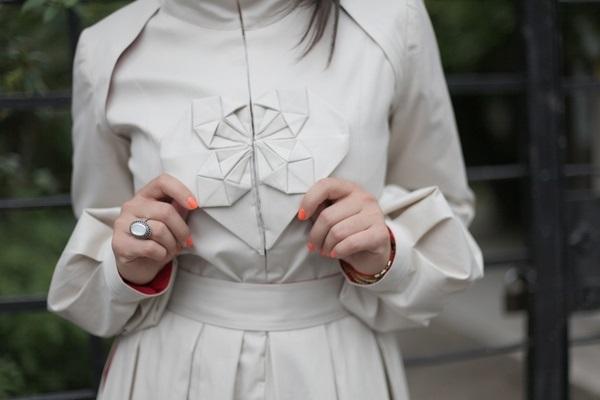 оригами в одежде 014