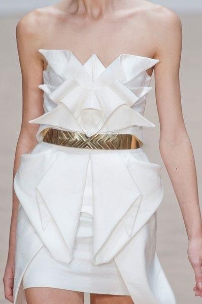 оригами в одежде 019