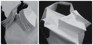 оригами в одежде 022