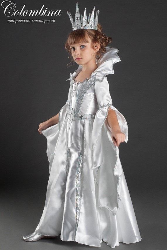 безмерно платье снежной королевы своими руками фото родстер пока можно