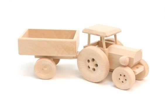 поделки из дерева своими руками игрушки 023