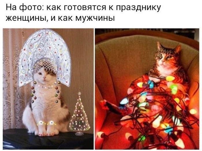прикольные картинки на новый год 024