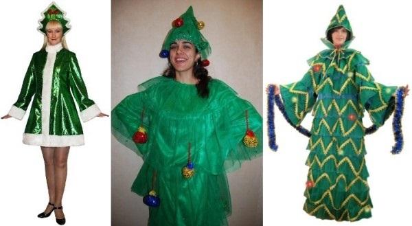 прикольный костюм на новый год 019