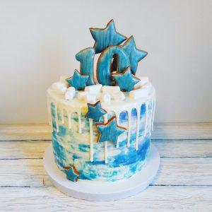 пряники на торт для мальчика 023