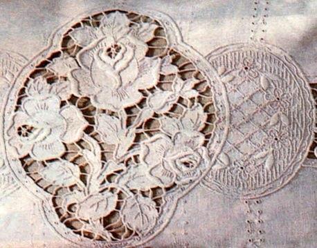 рисунки для вышивки ришелье 015