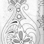 Рисунки для вышивки ришелье — для друзей