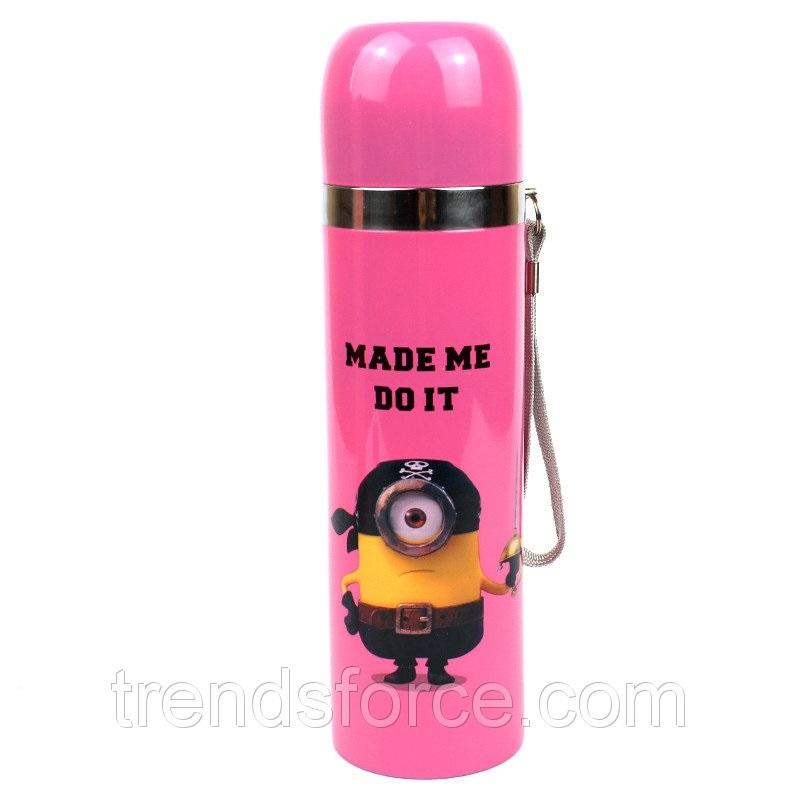 розовый миньон 011