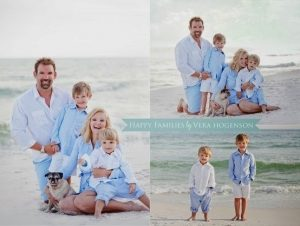 семейная фотосессия на пляже 020