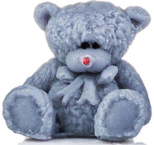 серый мишка тедди 008