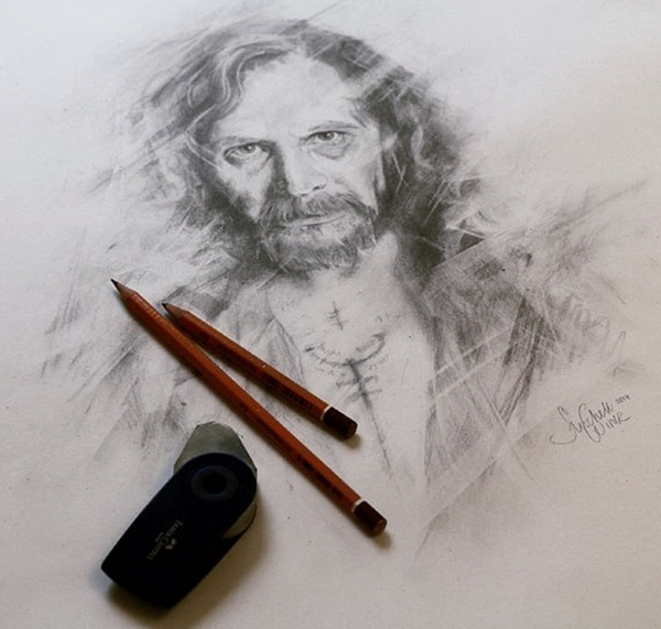 сириус блэк рисунок 009