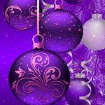 Скачать на телефон картинки про новый год — сборка
