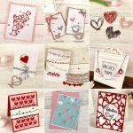 Скрапбукинг открытки про любовь — прикольные картинки