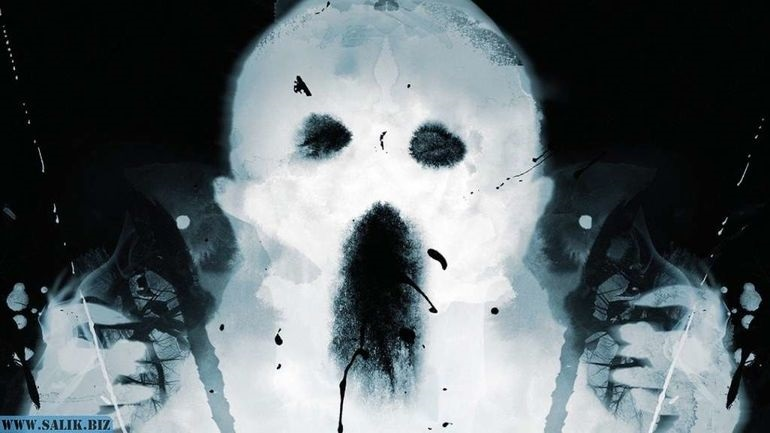 смерть сверхъестественное арт 012