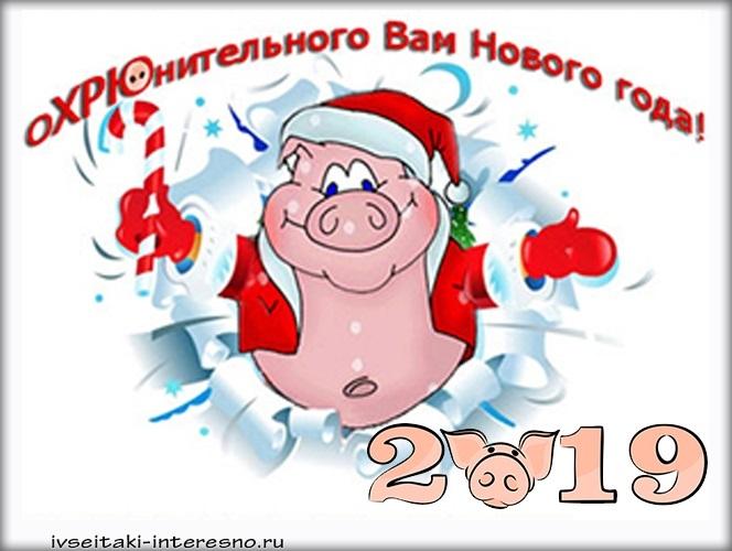смешные картинки скоро новый год 003