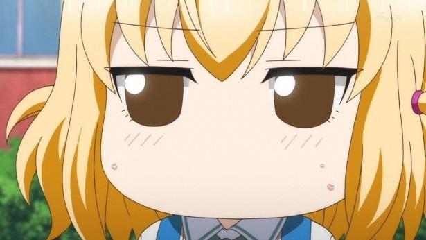смешные рожи аниме 006