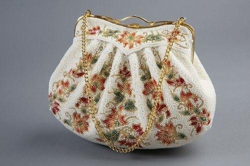 сумочки из бисера своими руками 002