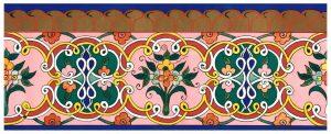 таджикские орнаменты и узоры 018