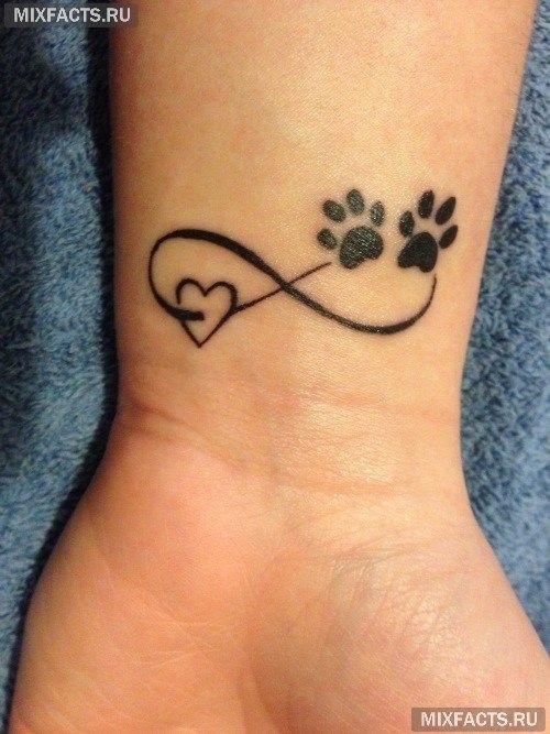 татуировки для детей на руке 019