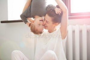фото мать с сыном 020