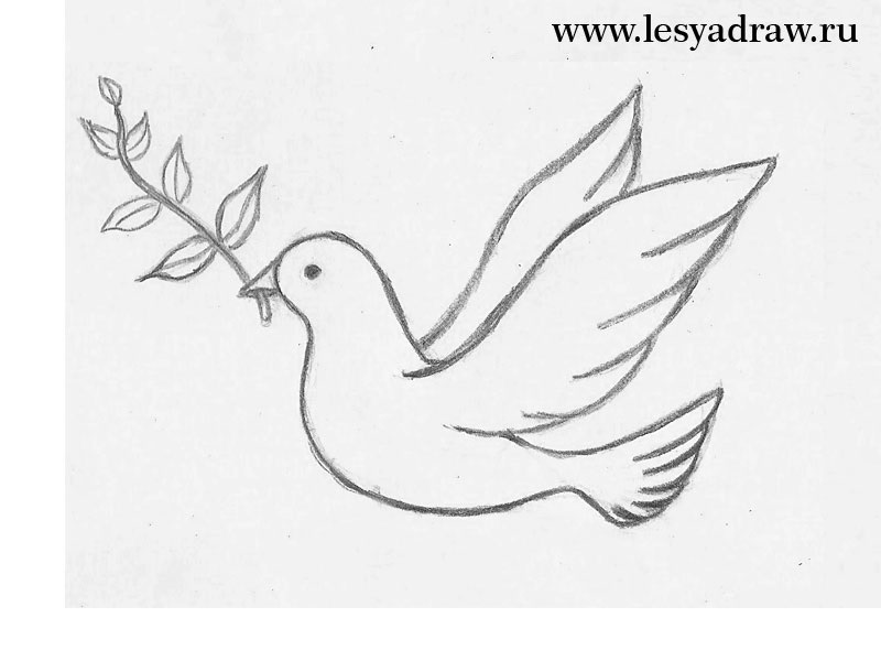христианские рисунки карандашом 010