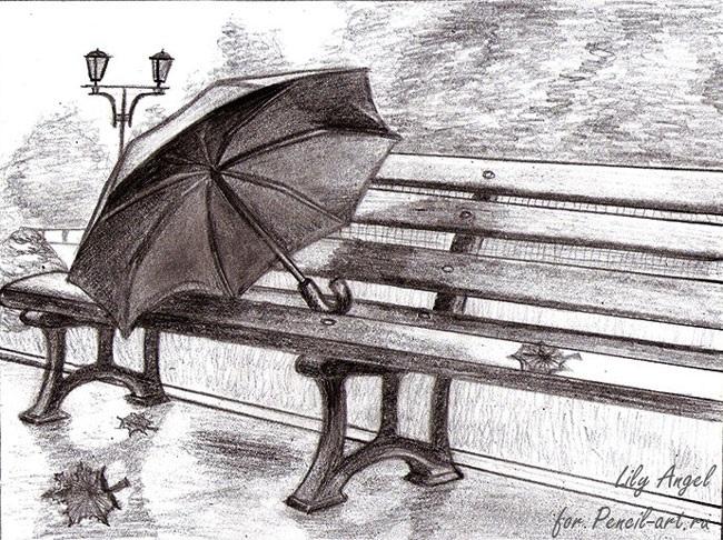 христианские рисунки карандашом 020
