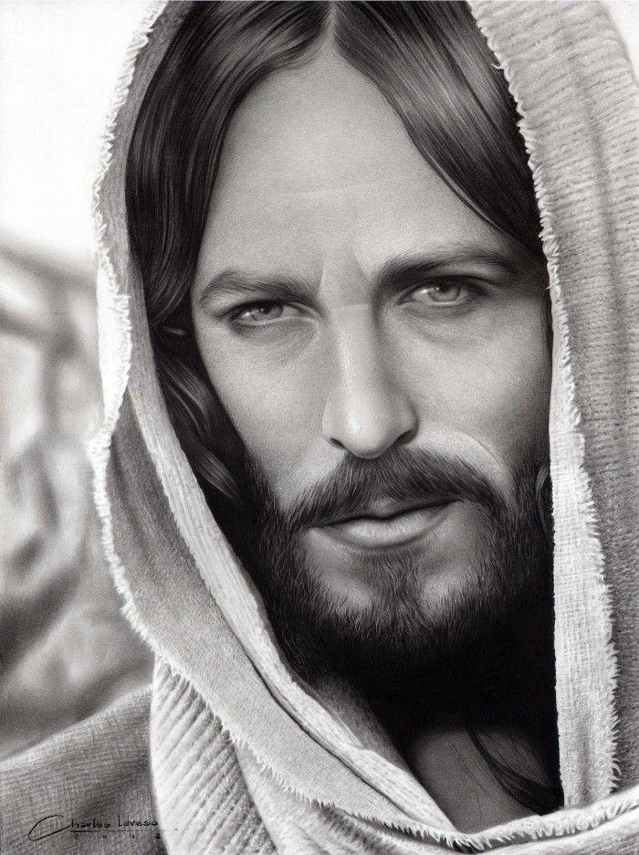 христианские рисунки карандашом 022