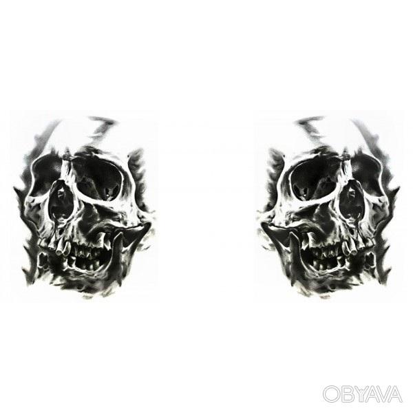 череп принт 016