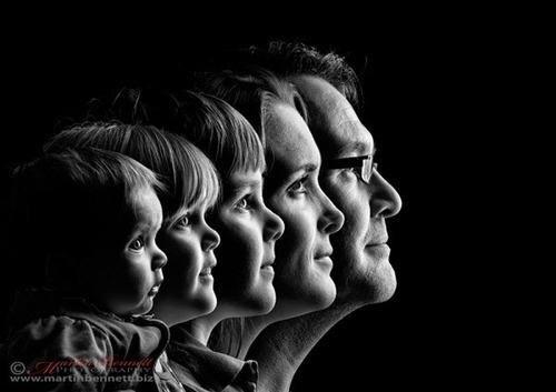 черно белые семейные фотосессии 001