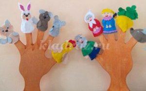шаблоны для кукольного театра 022