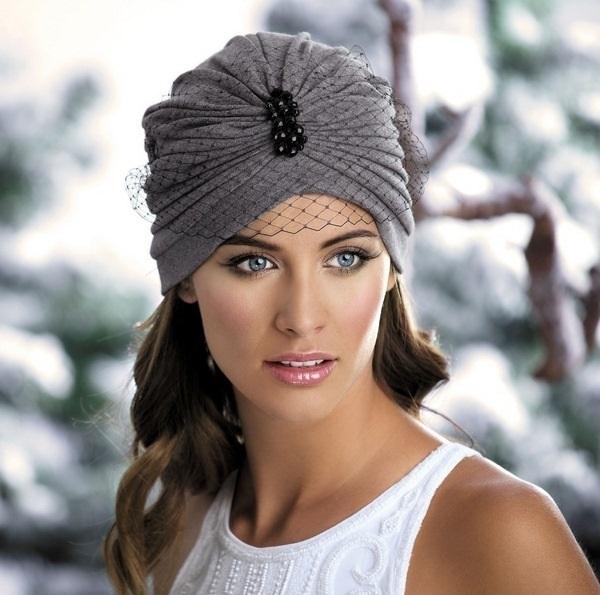 шапка в восточном стиле 006
