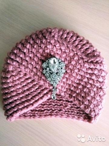 шапка в восточном стиле 008