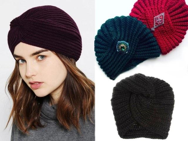 шапка в восточном стиле 009