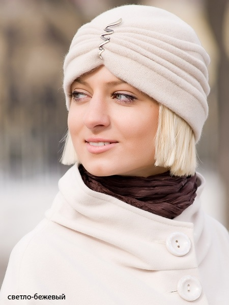 шапка в восточном стиле 012
