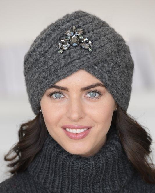 шапка в восточном стиле 015