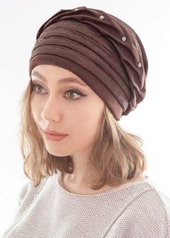 шапка в восточном стиле 021