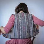Шьем жилетку из лоскутков — прикольные фото