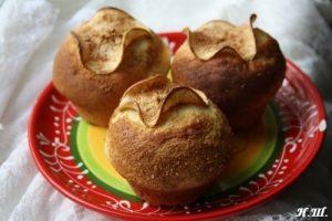 энди шеф булочки с яблоками 019
