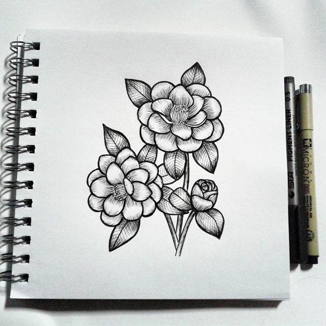 эскизы для рисования 004