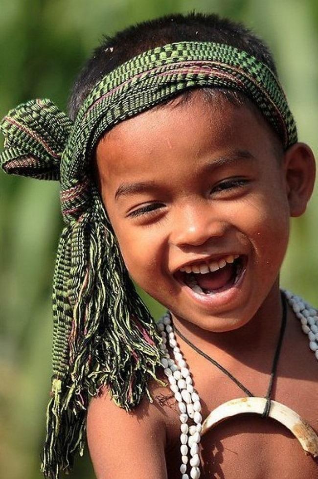 эскиз детской улыбки 001