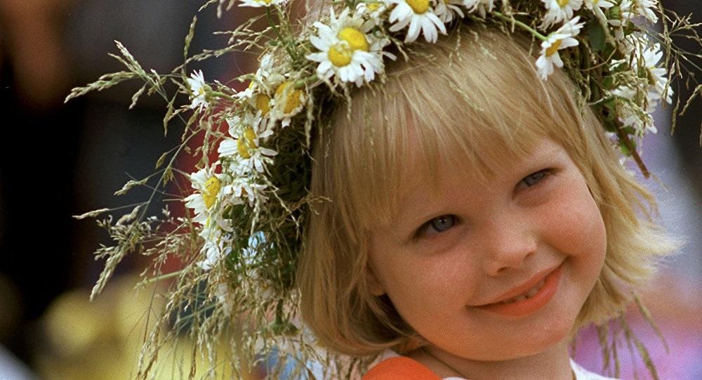 эскиз детской улыбки 003