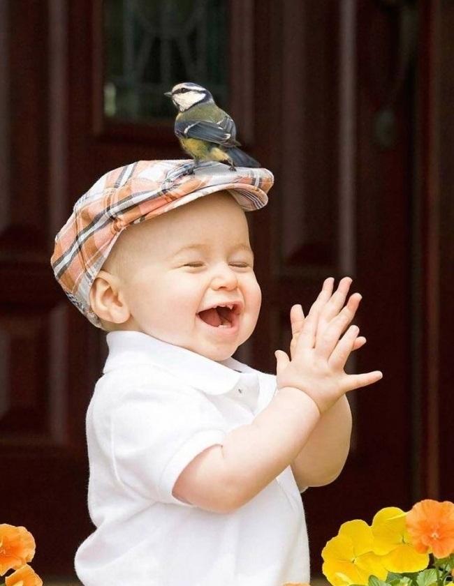 эскиз детской улыбки 008