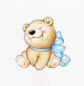 эскиз детской улыбки 022