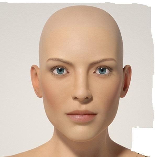 эскиз макияжа 008