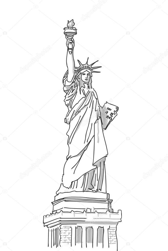 эскиз статуи 009