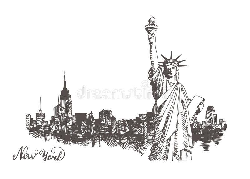 эскиз статуи 012